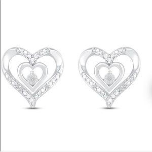 Kay jewelers women Earrings Romantic sterling